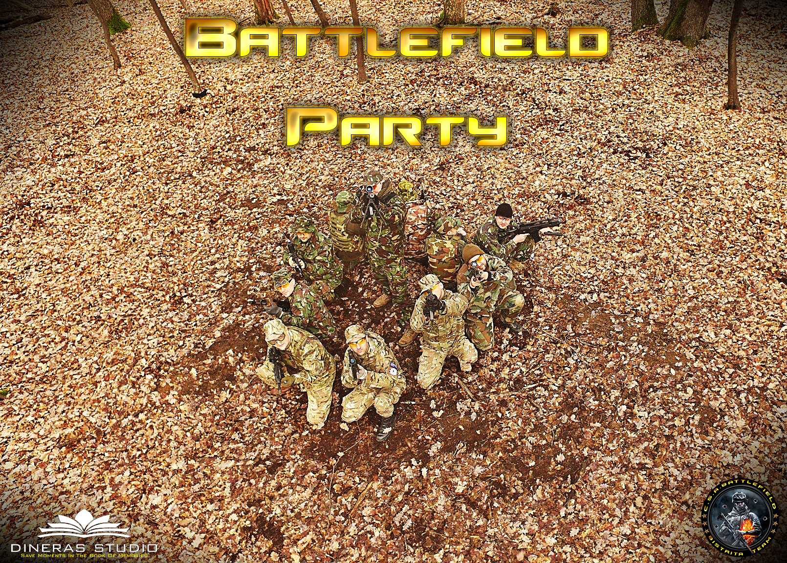 Battlefield Party